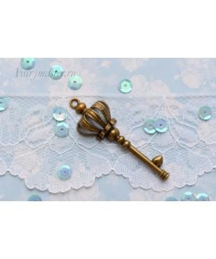Подвеска королевский ключ