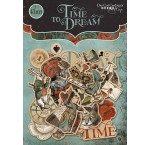 "Набор высечек ""Time to Dream"""