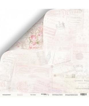 Скрап бумага Листовки Beautiful Moments