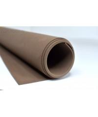 Фоамиран коричневого цвета