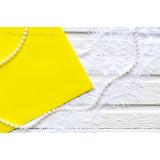 Фоамиран желтого цвета