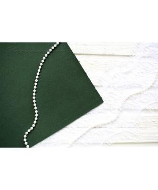 Фоамиран темно-зеленый