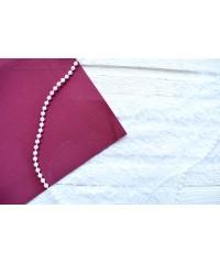 Фоамиран бордового цвета
