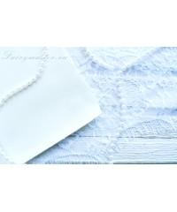 Фоамиран белого цвета
