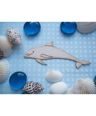 Чипборд Дельфин