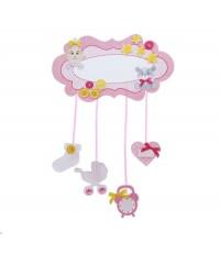 """Набор для скрапбукинга метрика малыша """"Розовые сны"""""""