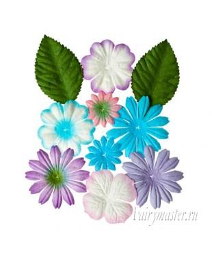 """Набор цветочков """"Нежный"""""""