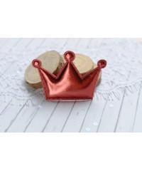 Декоративная  красная  корона