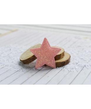 Декоративная  коралловая звездочка