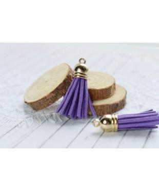 Кисточки для творчества Фиолетовая