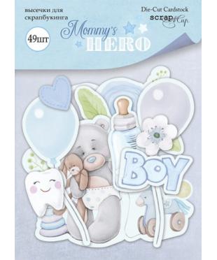 Набор высечек Mommy's Hero