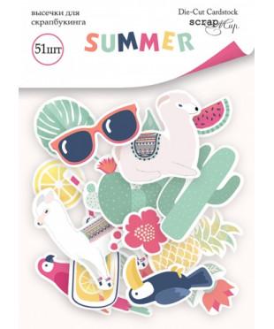 Набор высечек Summer