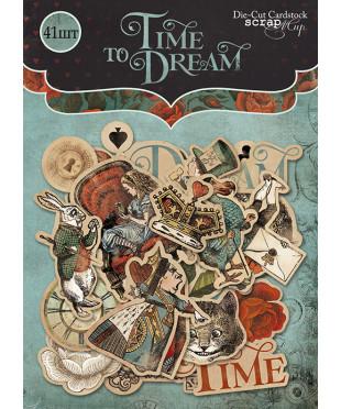 Набор высечек Time to Dream
